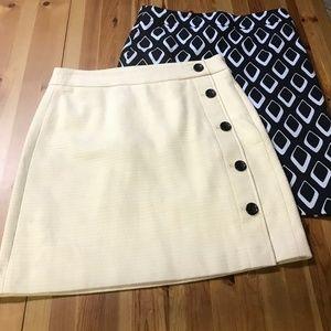 Ann Taylor Petite  Pencil Skirts Lot of 2